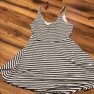 VS Pink Striped Dress Women's Medium